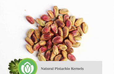 Natural Pistachio Kernels