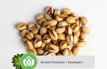Pistachio Round Fandoghi